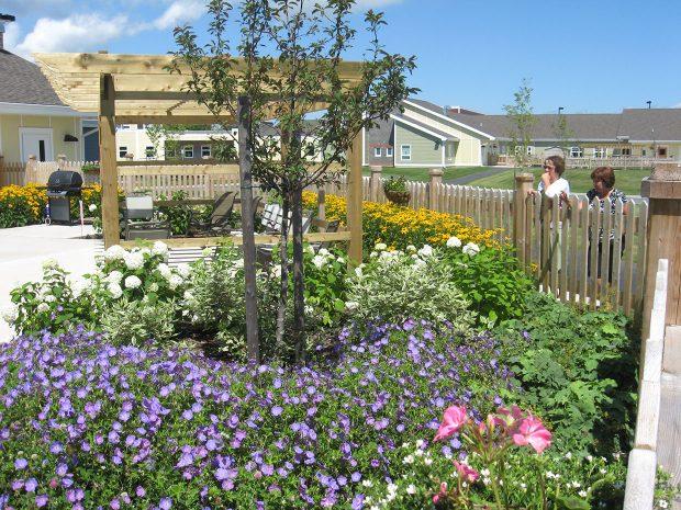 Windsor Elms Garden